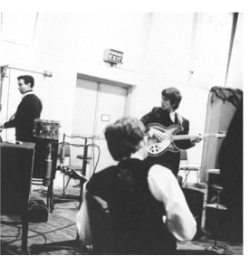 Beatles session, Abbey Road