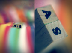 AS (Aih.) Tags: macro rainbow colorful brother father s letter p a