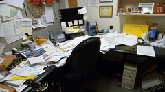 An Engineer's Desk