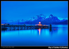 Bay of Valdez-II (Alaska) (Juan C Ruiz) Tags: longexposure sea alaska bay nocturnal valdez breathtaking nigth princewilliamsound concordians breathtakinggoldaward hdrdreams