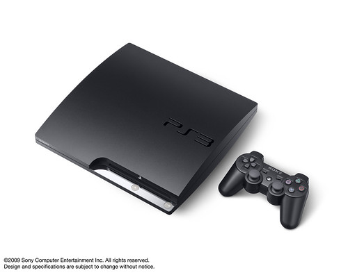 PlayStation 3 120 GB