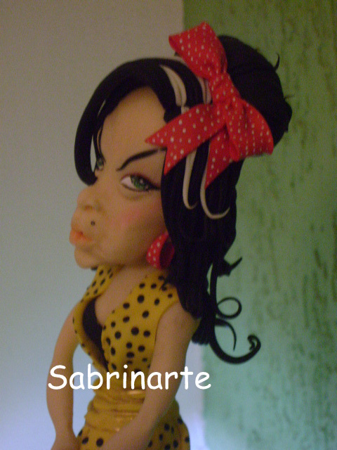 Amy Winehouse by Sabrinarte