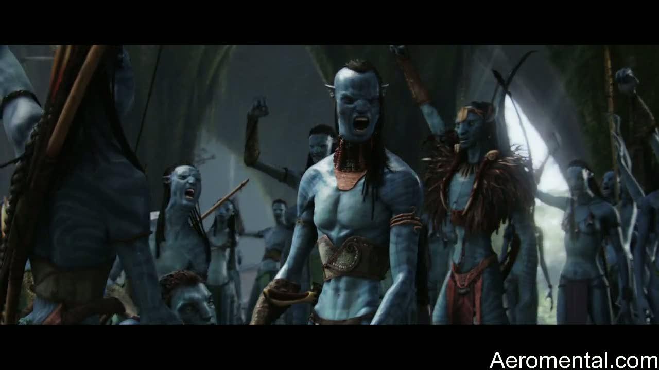 película Avatar navis tribu