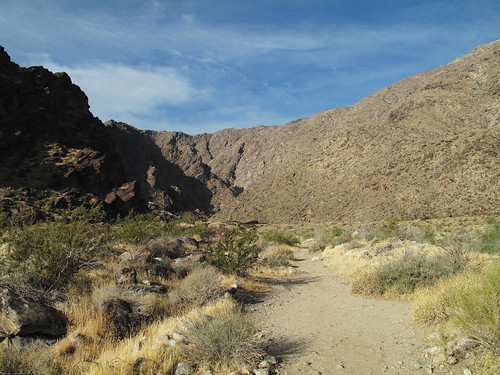 Taquitz Canyon Trail by you.