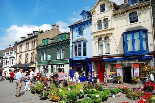 Keswick Market Square