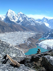 The Gokyo Rei View