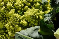 Roman Cauliflower 13 (Chris Waring) Tags: macro nature nikon broccoli vegetable wierd cauliflower fractal cls romanescocauliflower romanescobroccoli romancauliflower d700