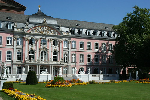 Trier - Palace of the Electors