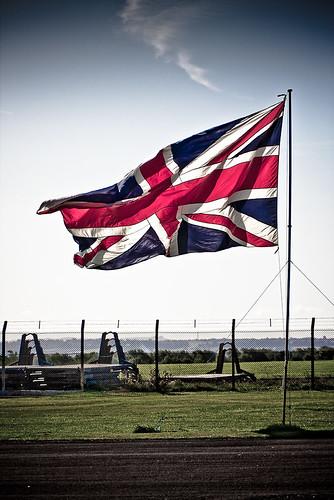 Union Jack - 29 Regiment, Duke of Gloucester Barracks