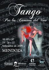 Mendoza: Programa de Tango por los Caminos del Vino