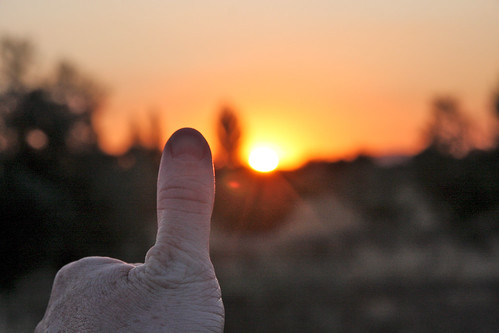 Thumbs Up Sun