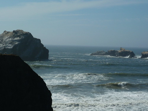 can you see why they call it face rock?