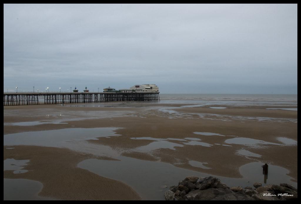 Blackpool's North Pier