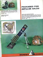 1963 Remco Monkey Division Catalog