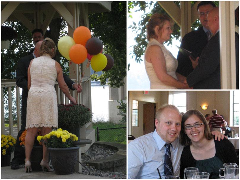 Buz & Laurie's Wedding