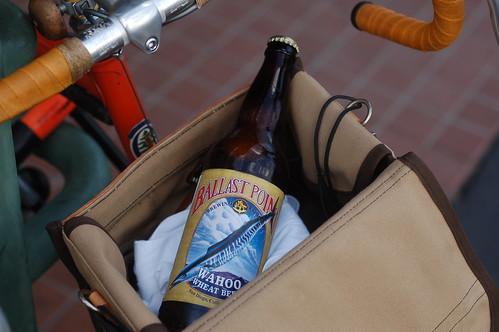 Beer in Pannier