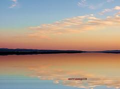 "#82""/09 (emasplit) Tags: sunset sky clouds soe emasplit reflecsion explore2009"