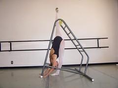 Arabesque Penche D3 (StretchGym) Tags: stretch gym flexibility arabesque penche