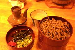 Izumo soba, Izumo, Shimane