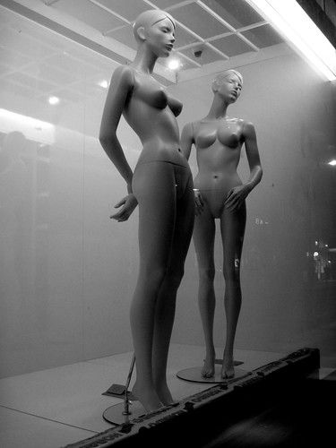 The Inherent Erotic Nature of Nighttime Mannequins