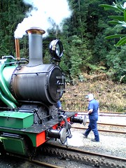 ABT Steam locomotive