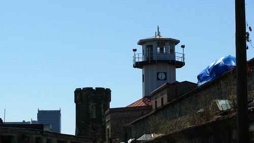 Towers at Eastern State Penitentiary