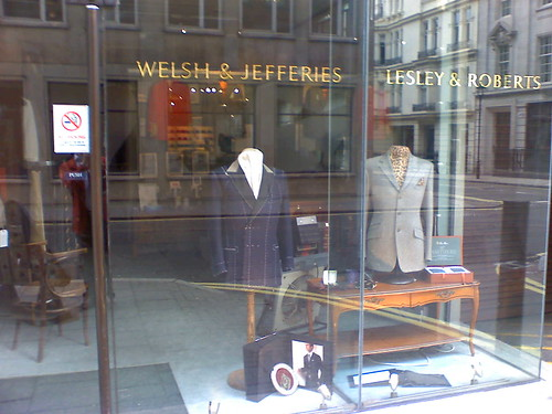 Welsh & Jefferies storefront