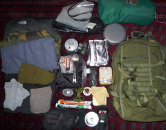 What's In My (BO/SHTF) Bag v1.0