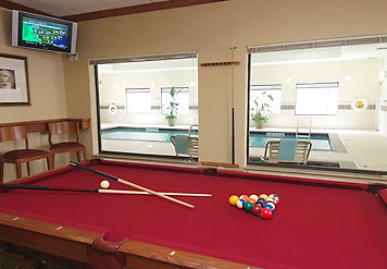 Residence Inn Grand Junction Billiards Room