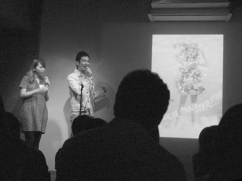 Sakurada Munehisa shows his photo for ARTISAN&ARTIST AD