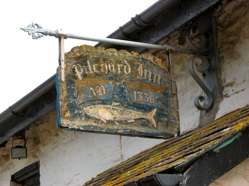 Pilchard Inn, Burgh Island, Devon