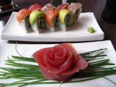 (+---:: :: :: Paul Aziz :: :: ::---+) Tags: japanese israel sashimi haifa tuna        japanika