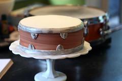IMG_6650 (dougschneiderphoto) Tags: birthday cake dessert drum snare sarabakescakes