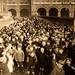 Children's Party, Dublin, 1920s at Rutland Street National School.