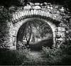 Dreamworld - Chillingham Castle (KinderLow) Tags: park castle heritage stone gardens mono countryside woods nikon haunted northumberland northumbria archway hdr historichouses historicgardens chillingham d90
