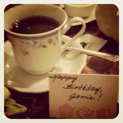 BirthdayTea