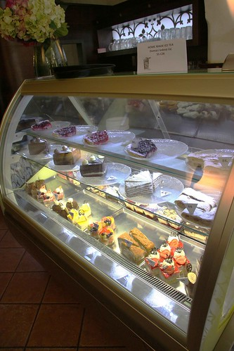Kavarna La Torta Display