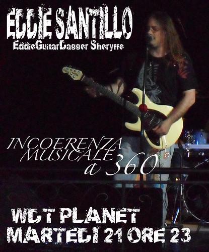 21-6-11 Eddie Santillo e Incoerenza Musicale a 360° by Alice Mastroianni
