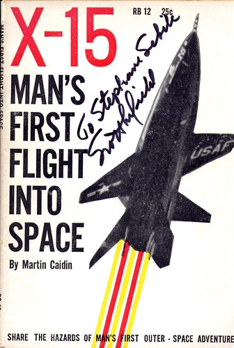 24 mars 1997 / Disparition de Martin Caidin 3178568912_3b9b6c59a9