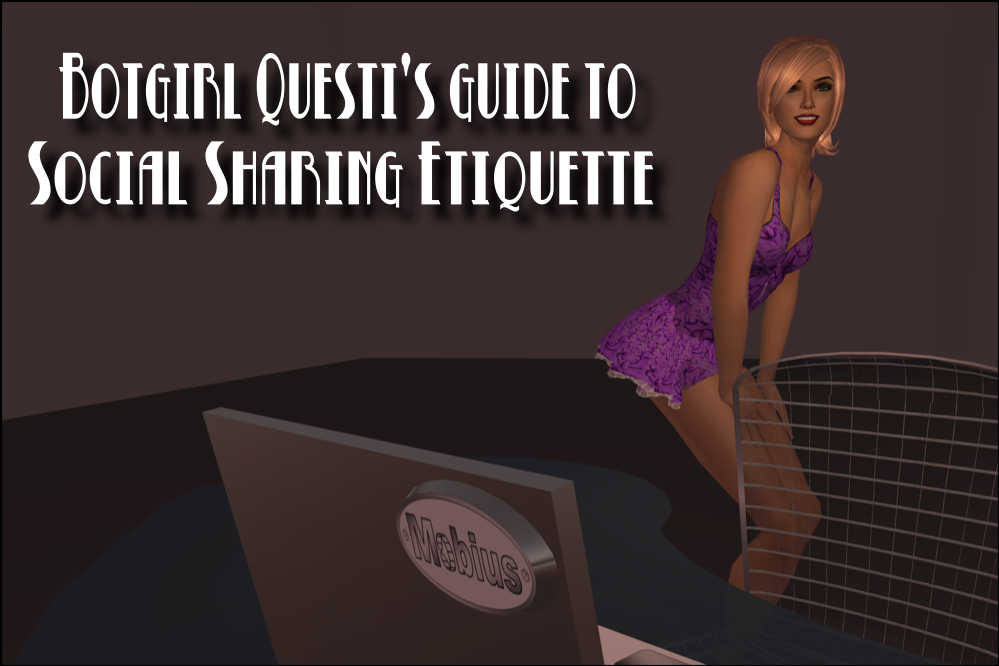 Guide To Social Sharing Etiquette 01