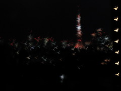 Desafinado (Luqman Marzuki) Tags: tokyo tokyotower canonpowershota70 brokencamera mantosz coloredbossanova