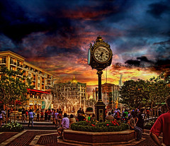 amazing grace (Kris Kros) Tags: ca tower clock photography high nikon bravo day dynamic glendale president celebration ave americana brand range obama hdr inauguration kkg barack in photomatix 1xp of theperfectphotographer saariysqualitypictures kkgallery