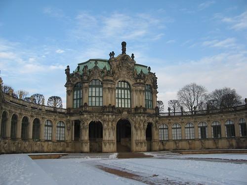 Der Zwinger ist einen Besuch wert ... ©Olivier Bruchez/flickr.com