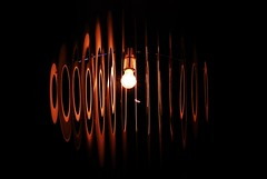 thought! (abhishakey) Tags: blue light orange brown lamp lightbulb bulb reflections naked creativity idea thought pattern glow shadows circles patterns incendiary temporary glint momentary fugitive transient lgiht geomtery adashofblue momentarybrilliance inspirationtransient