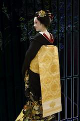Kotoha,standing (Onihide) Tags: art maiko geiko kotoha photoshopcs4