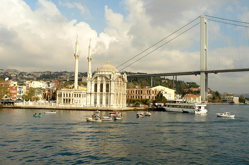 Ortakoy morning