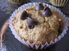MMM banana muffins