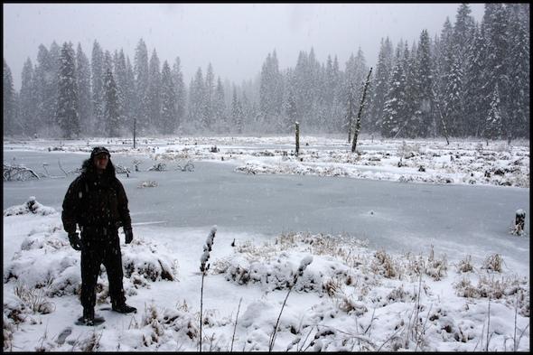 Beaver Lake - Manning Park