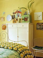 Loom Daisy Blanket