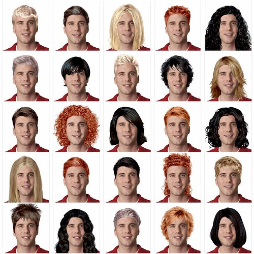 Terrific Virtual Makeover Hairstyles New Long Hairstyles Short Hairstyles Gunalazisus